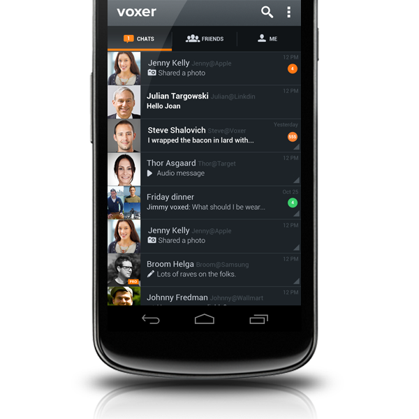 Announcing Voxer 1.5 for Android