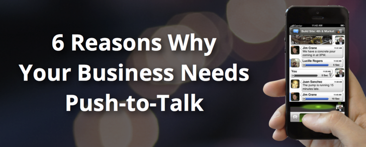 6 Reasons Your Company Needs Voxer Business: White Paper